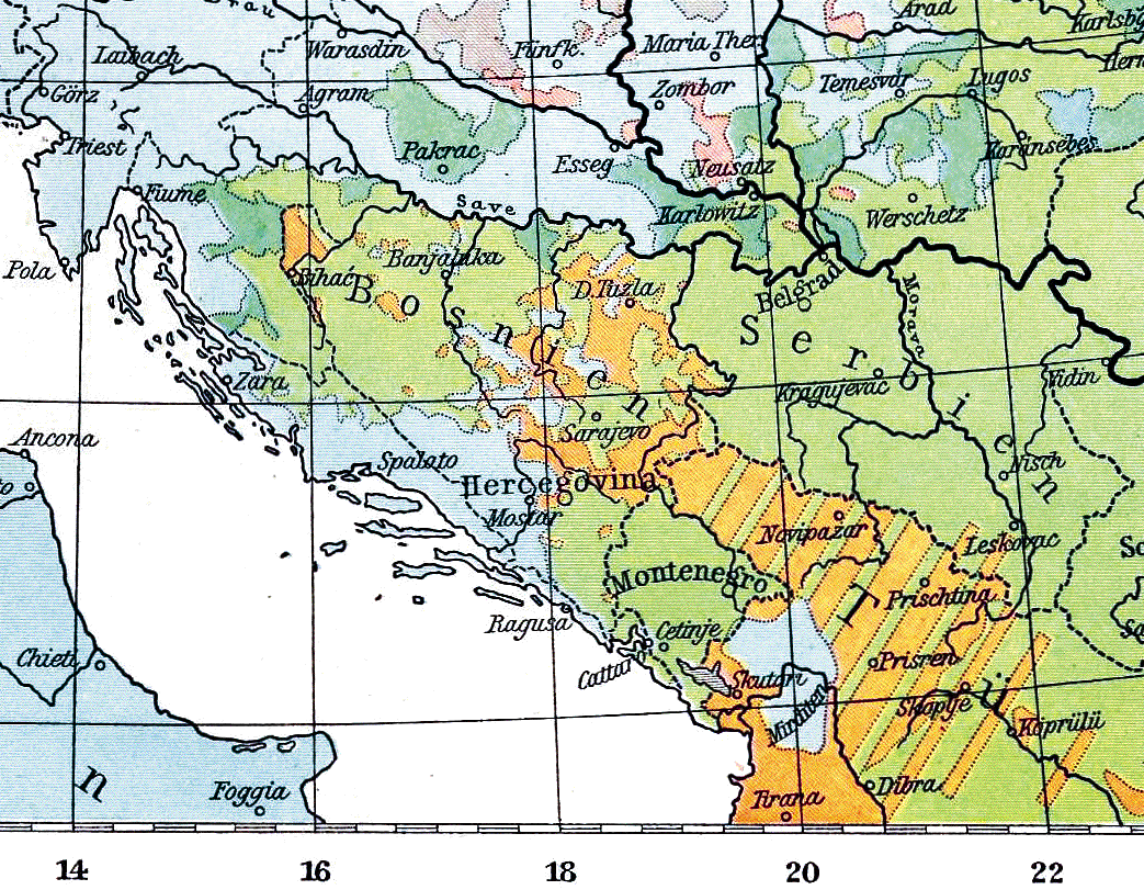 Filecroatia bosnia serbia and montenegro religious demographics filecroatia bosnia serbia and montenegro religious demographics map 1901g gumiabroncs Choice Image
