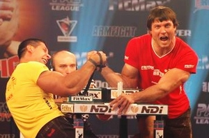 how to become a professional arm wrestler
