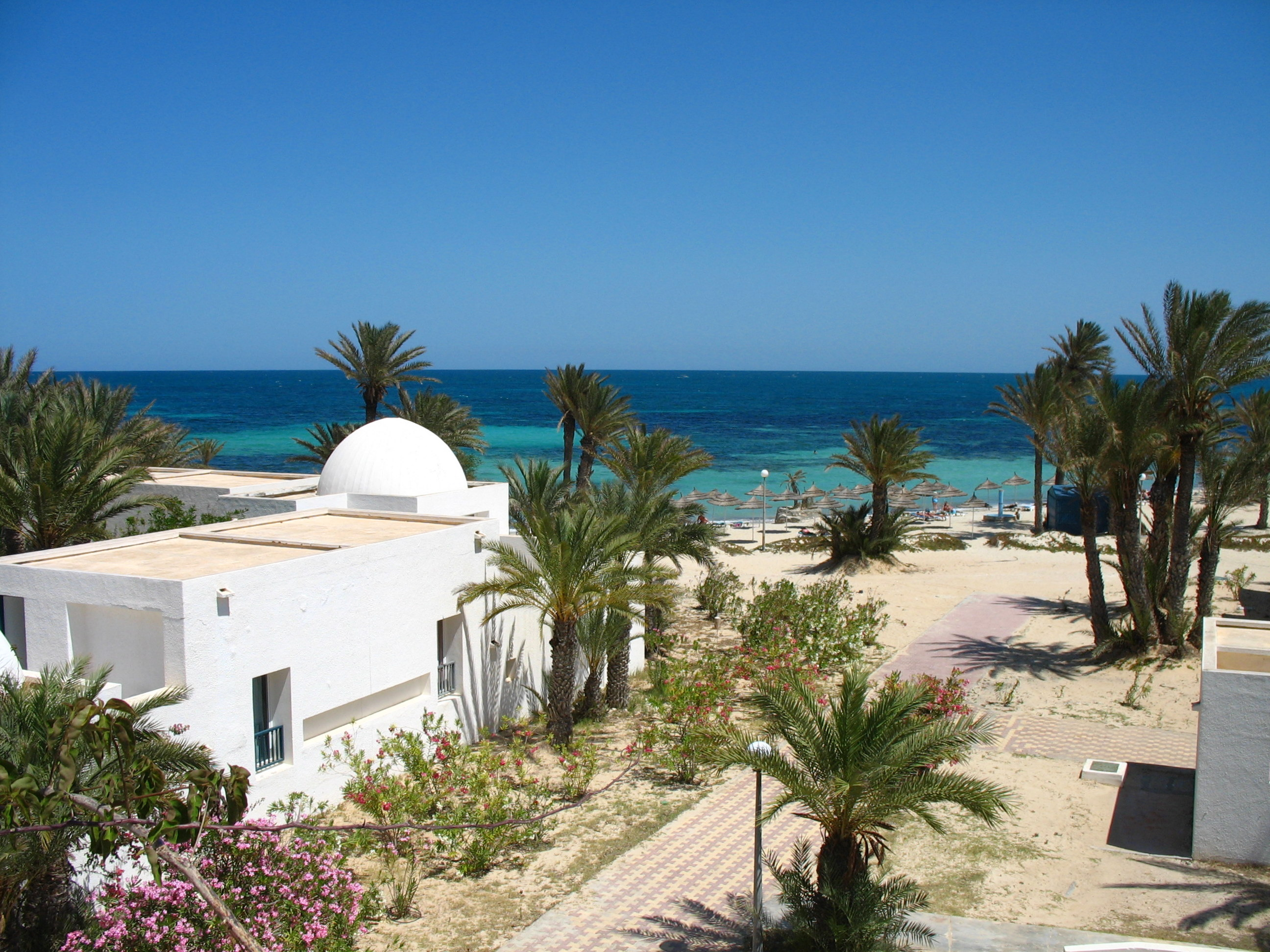 File djerba el mouradi menzel hotel wikimedia commons for Hotels djerba