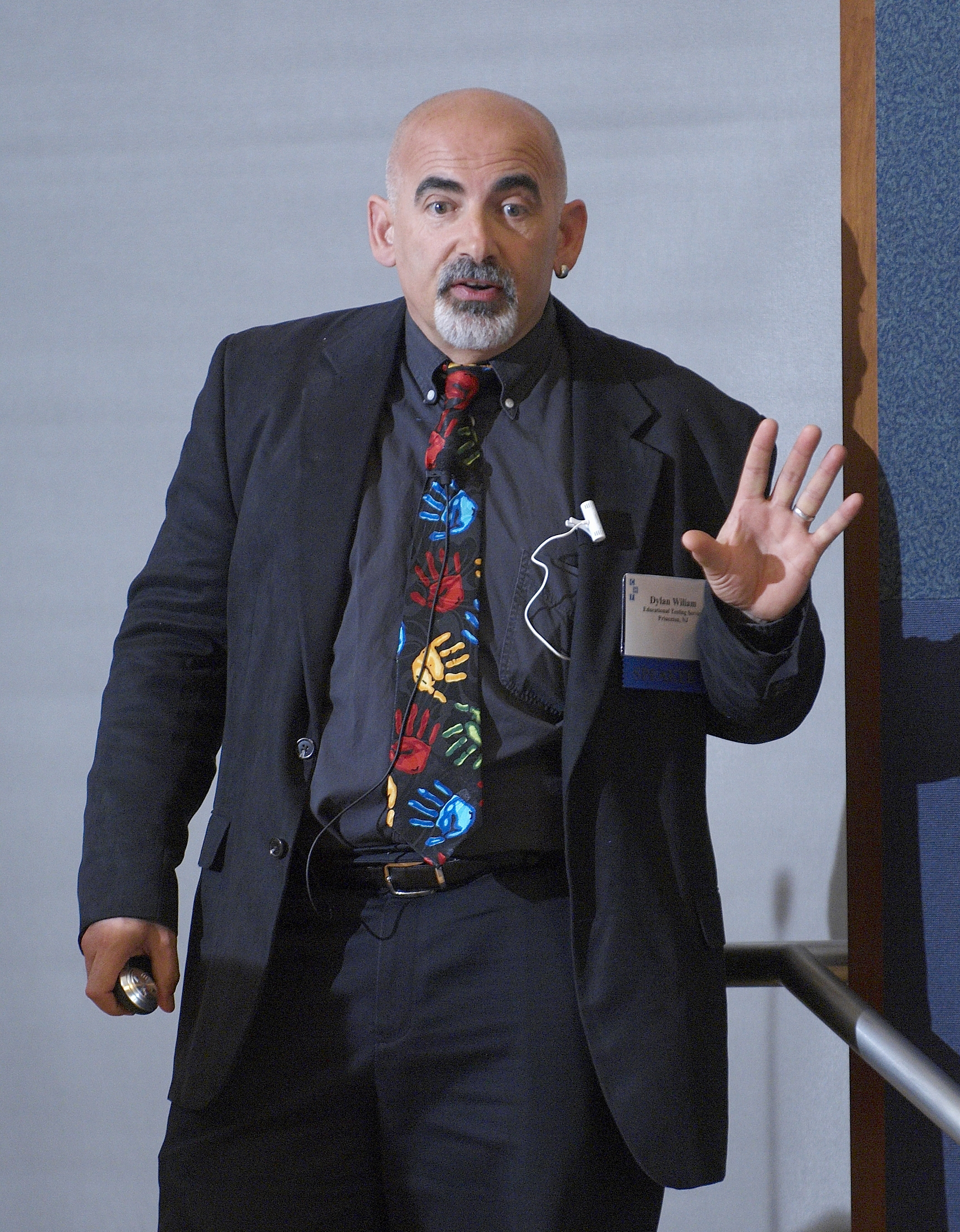 Dylan Wiliam in 2006