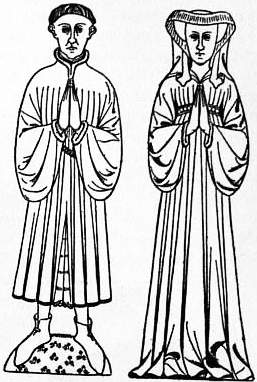 EB1911 Costume Fig. 36.—A Gentleman and his Wife. 1435.jpg
