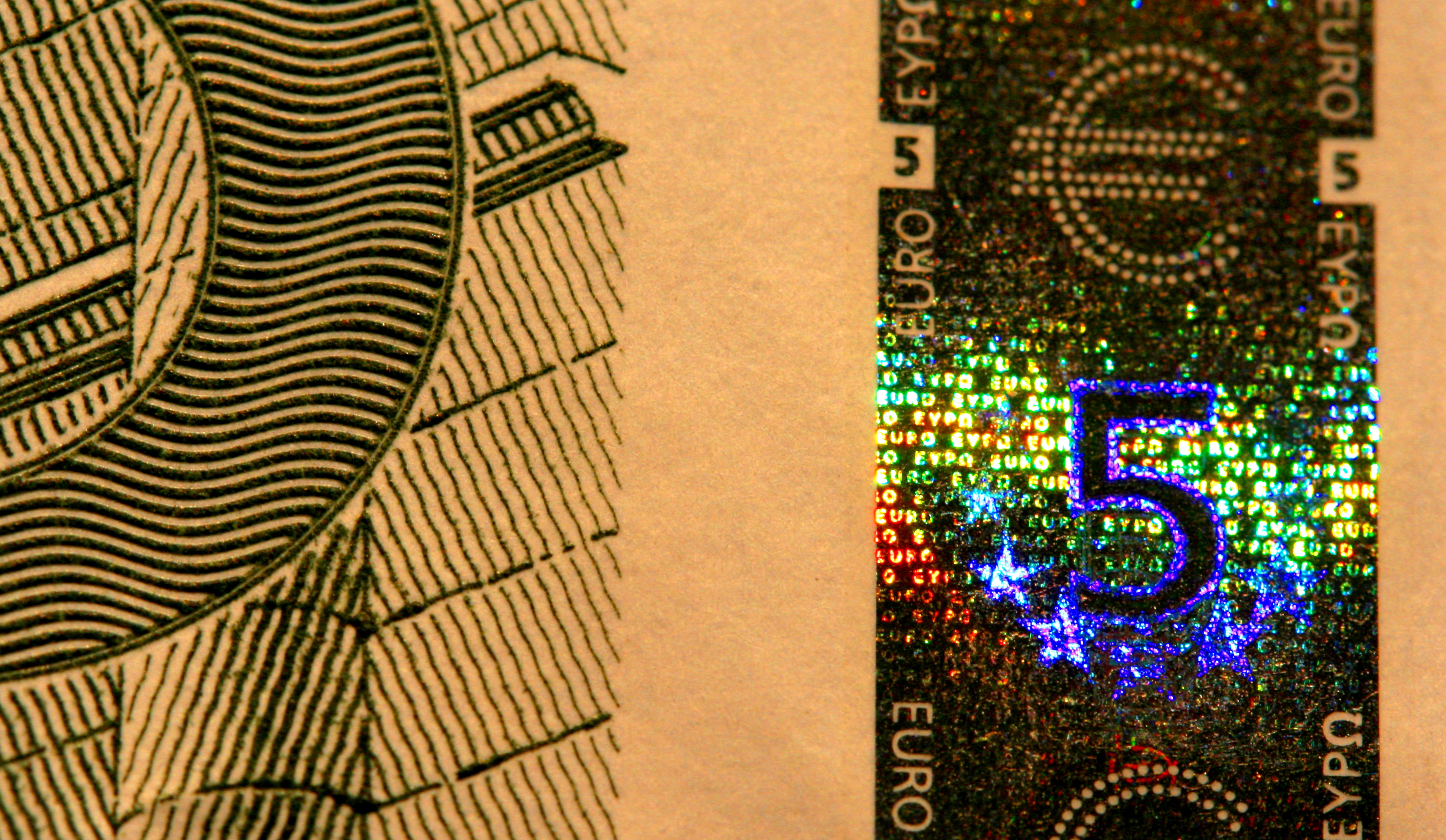 5 euro note wikipedia holographic band on the five euro note biocorpaavc Choice Image