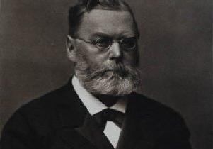 Eduard Heinrich Oehler 1837-1909, Vater von Eduard Hans Oehler