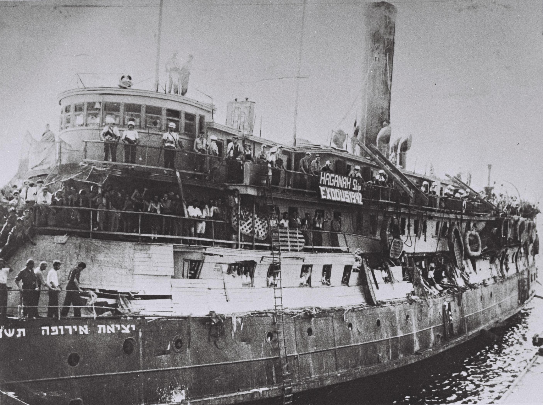 Exodus 1947 after British takeover.jpg