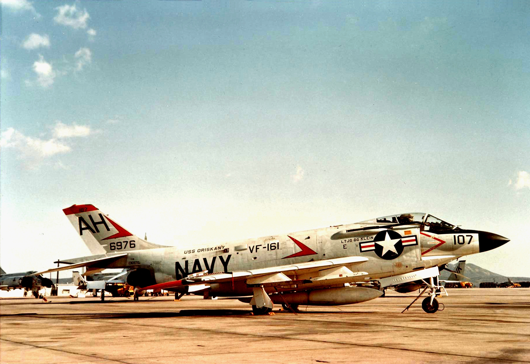 File F 3c Demon Of Vf 161 At Nas Miramar 1963 Jpg