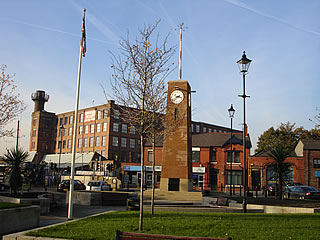 Failsworth Suburb of Greater Manchester, England