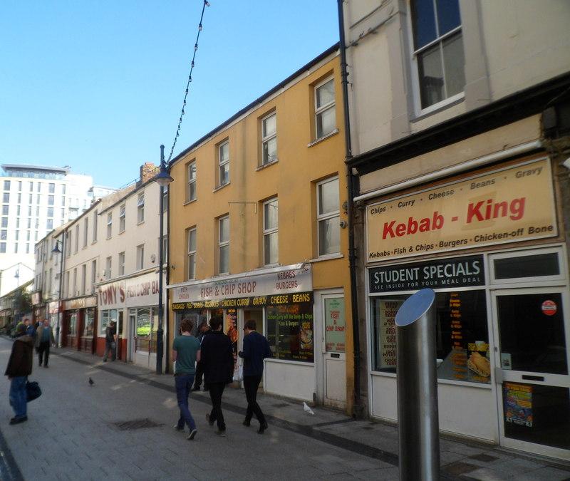 Caroline Street Cardiff Caroline Street Cardiff