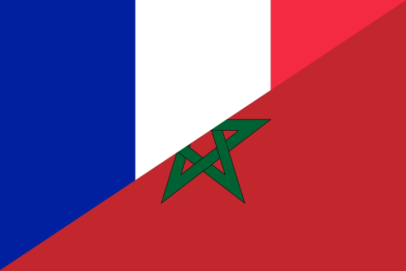 how to say morocco in french