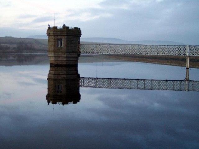 Fontburn Reservoir, Northumberland - geograph.org.uk - 125346