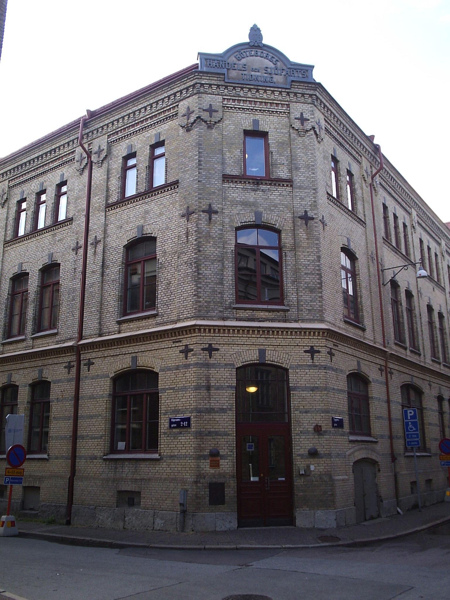 köpmansgatan 12 göteborg