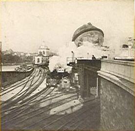 Gare du Champ de Mars - Wikipedia