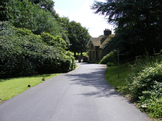 Gatehouse - geograph.org.uk - 1397818