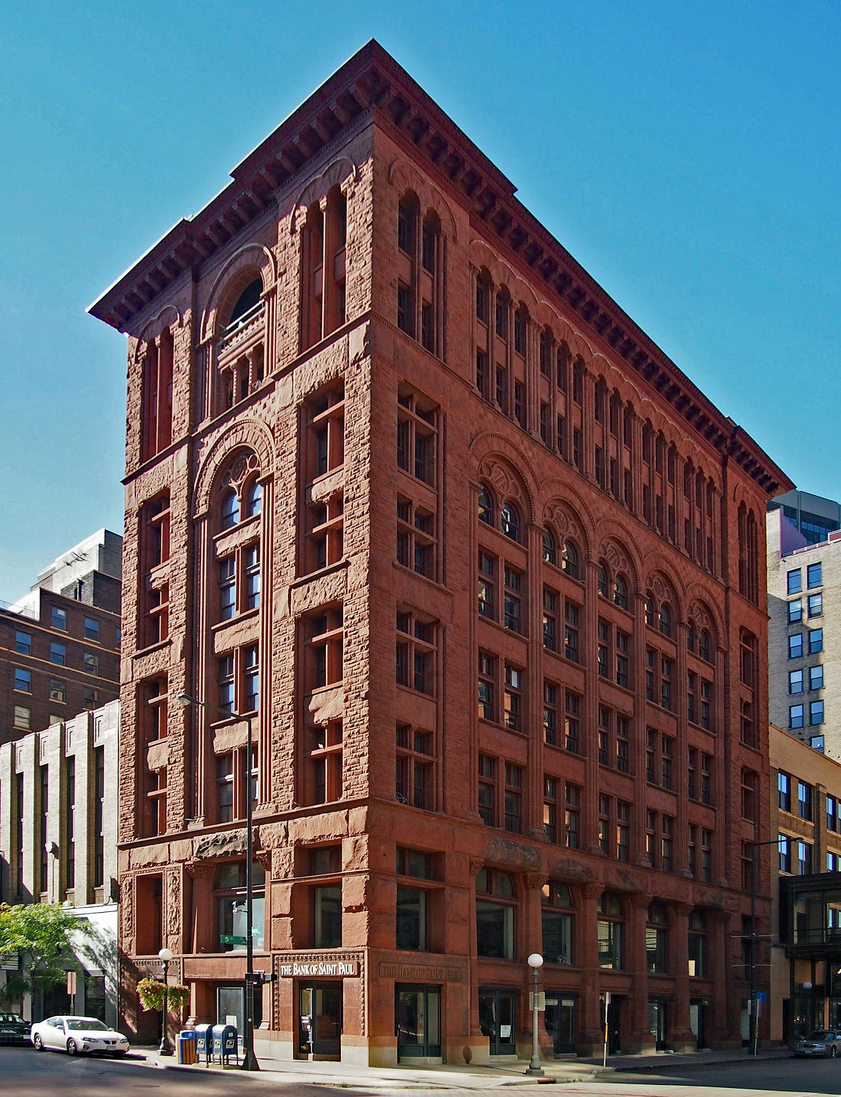 Germania Bank Building St Paul Wikipedia