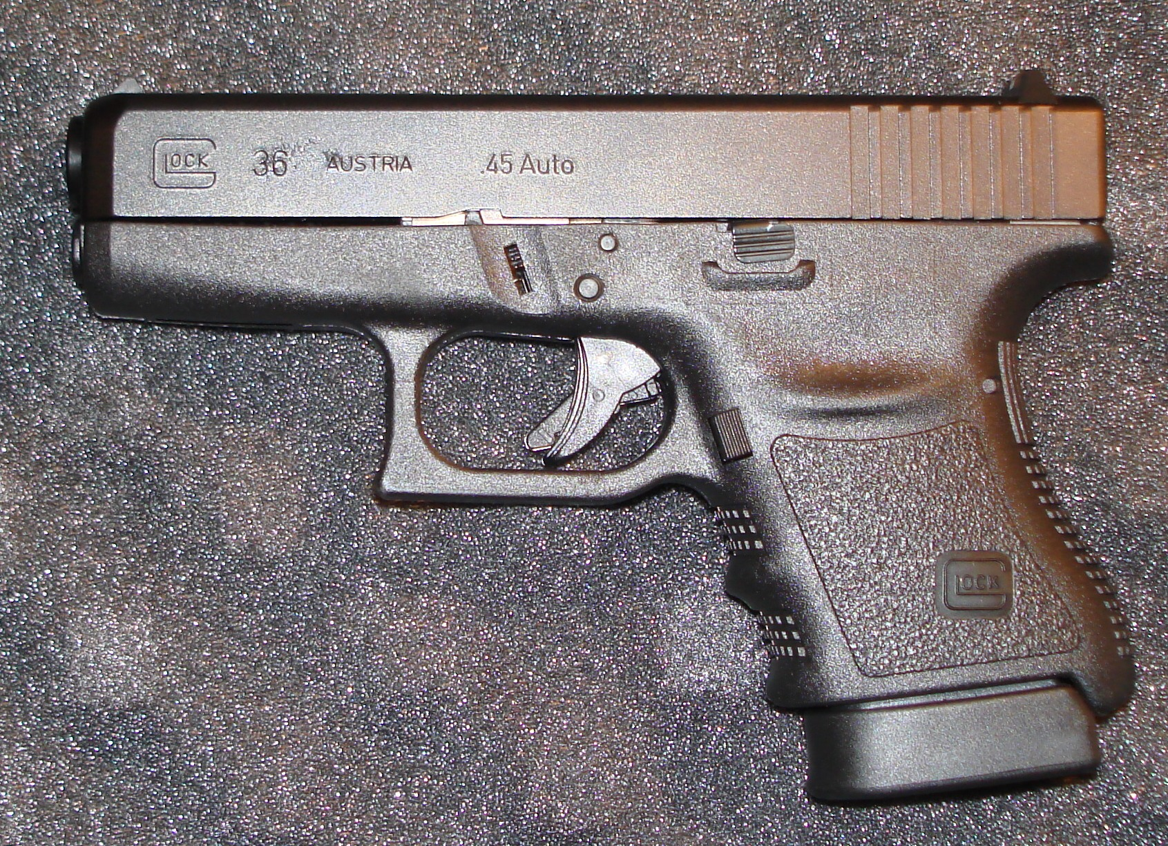 Small options for Carry .45 | Gun and Game - The ...