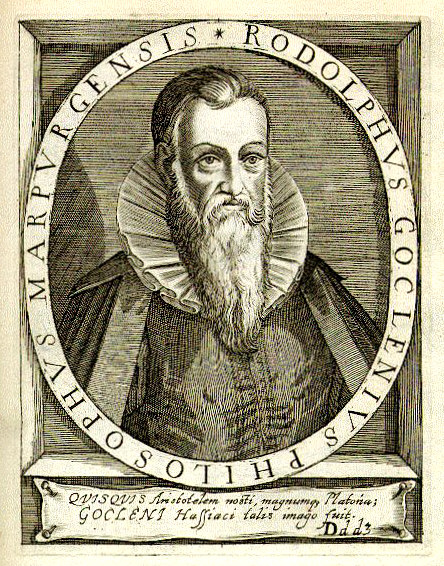 Rudolph Goclenius