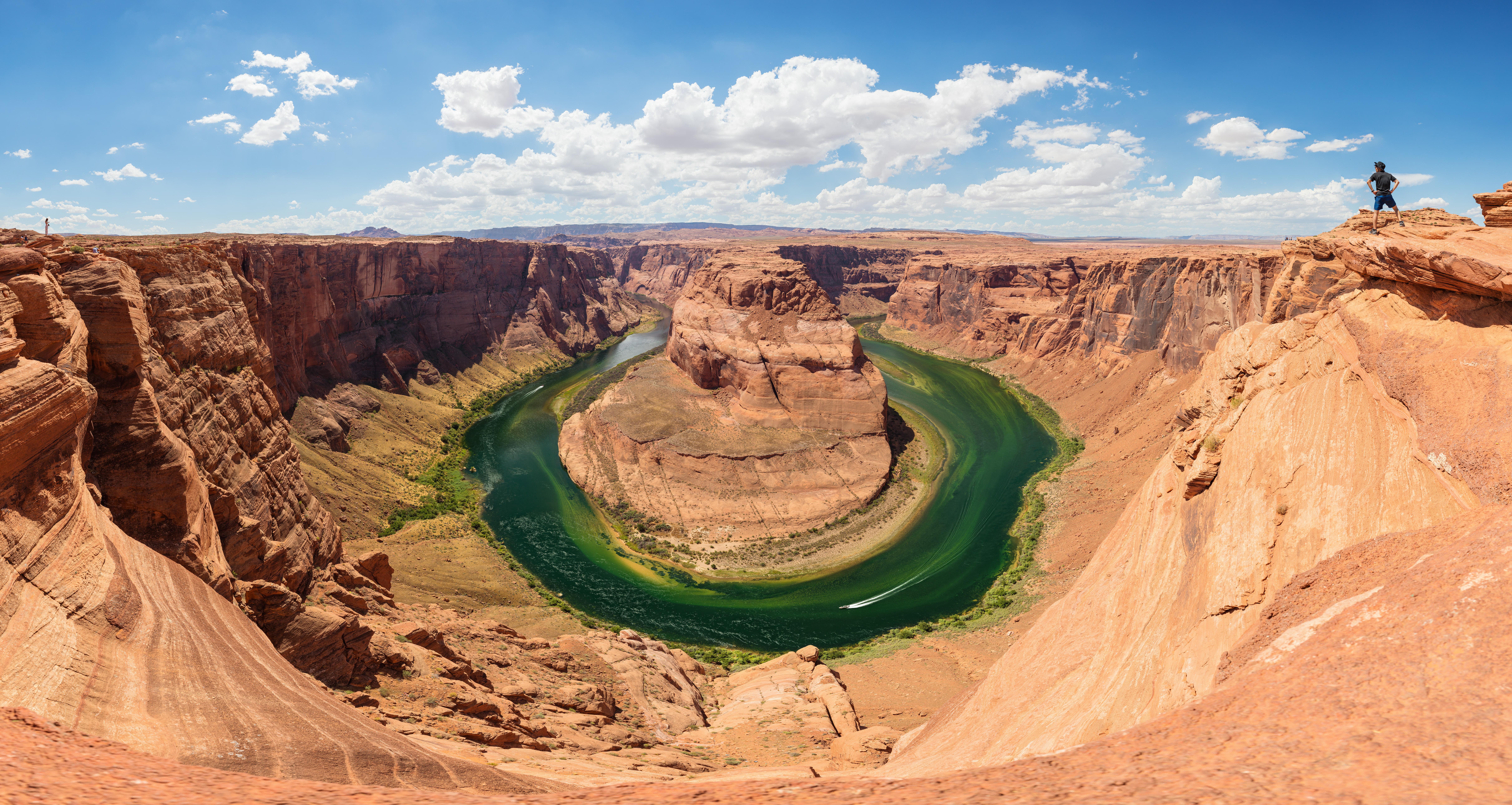 Wie weit ist der Grand Canyon von Glendale Arizona