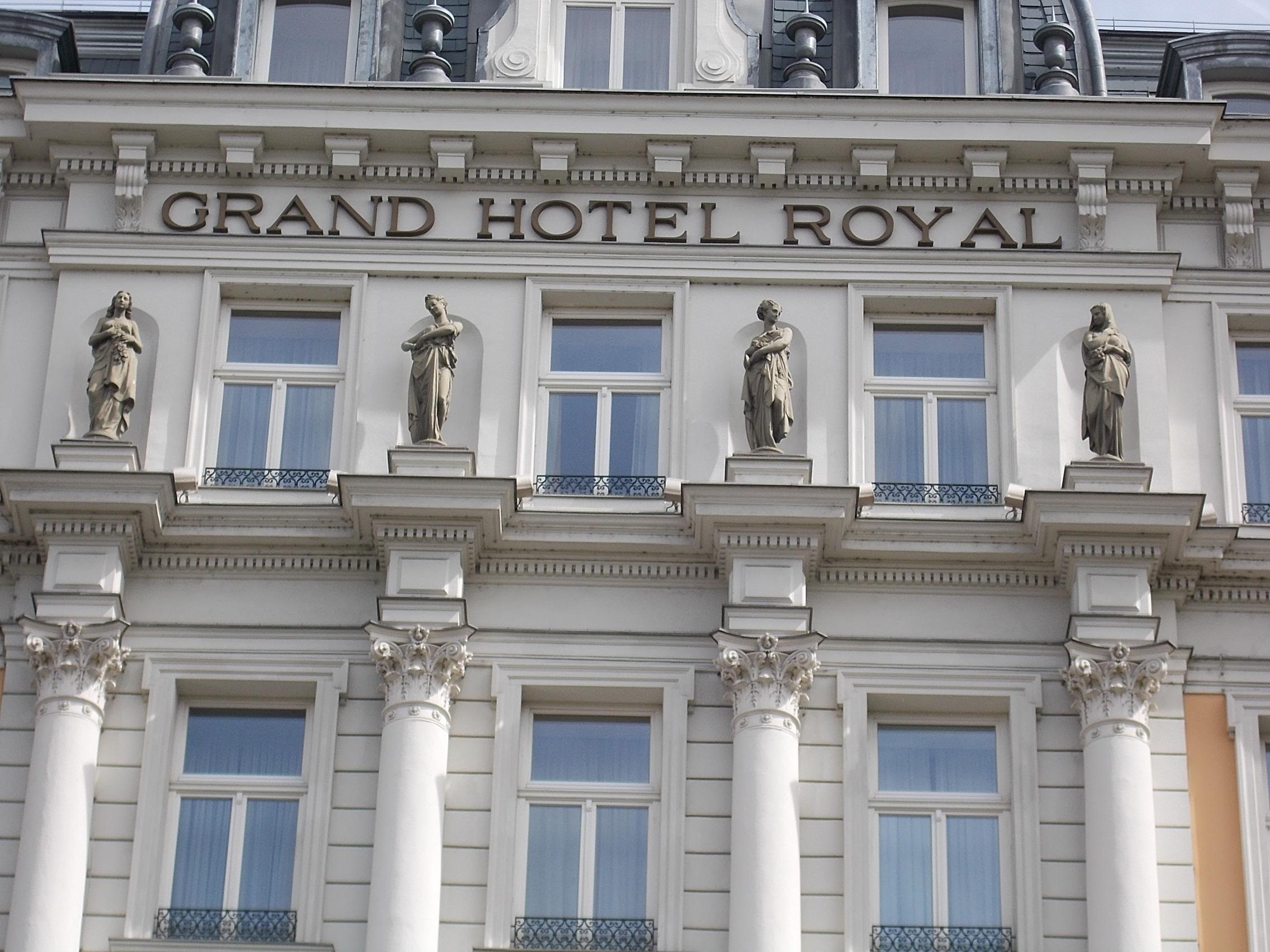 Grand Hotel Budapest Streamcloud
