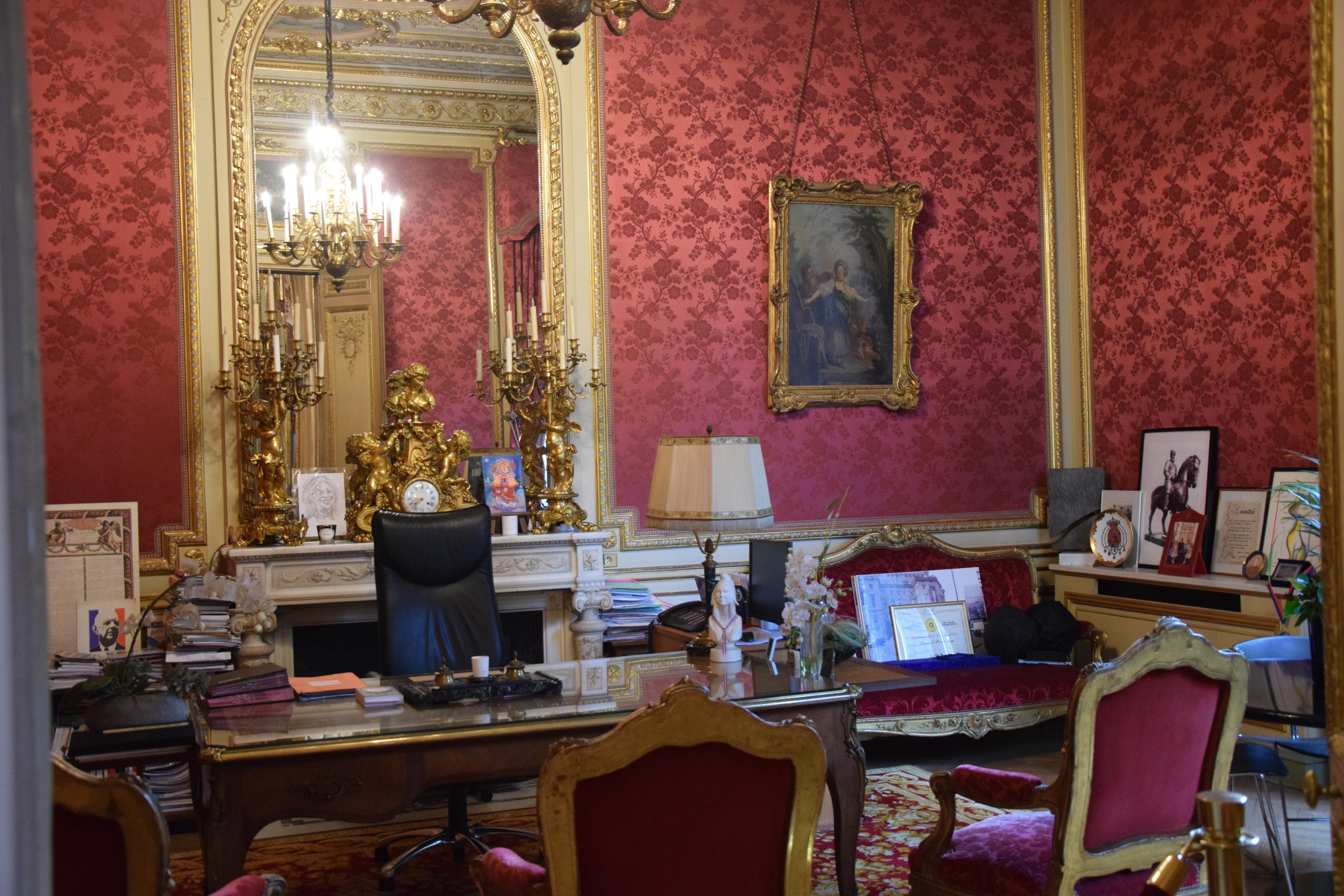Bureaux à paris u la location par la mairie de paris et les