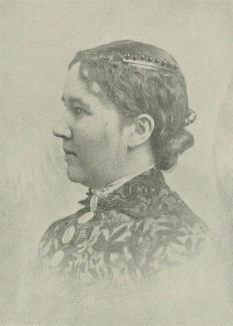 HARRIET MABEL SPALDING A woman of the century (page 681 crop).jpg