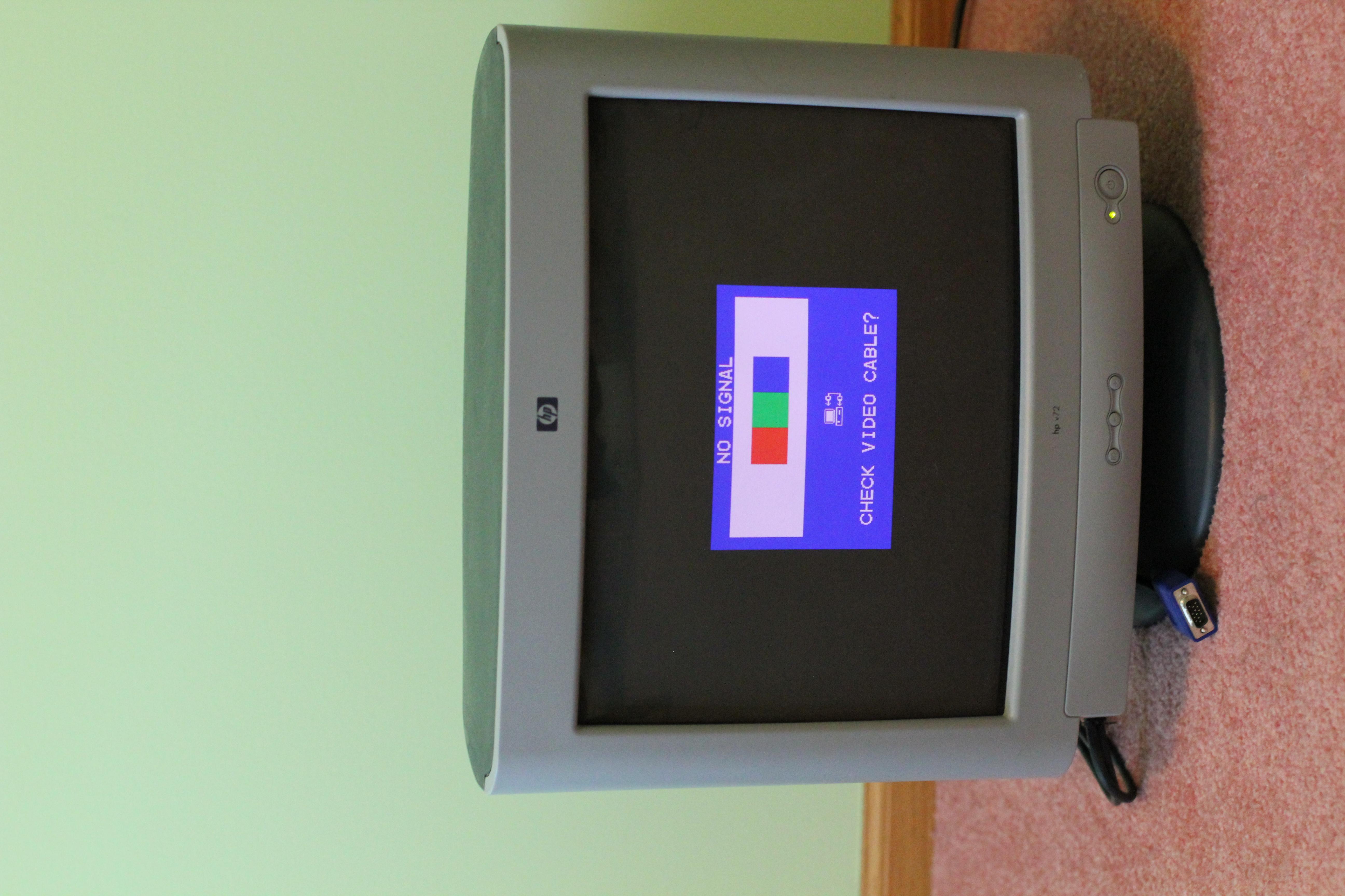 File:HP Pavilion v72 17 inch CRT Monitor IMG 9378 JPG