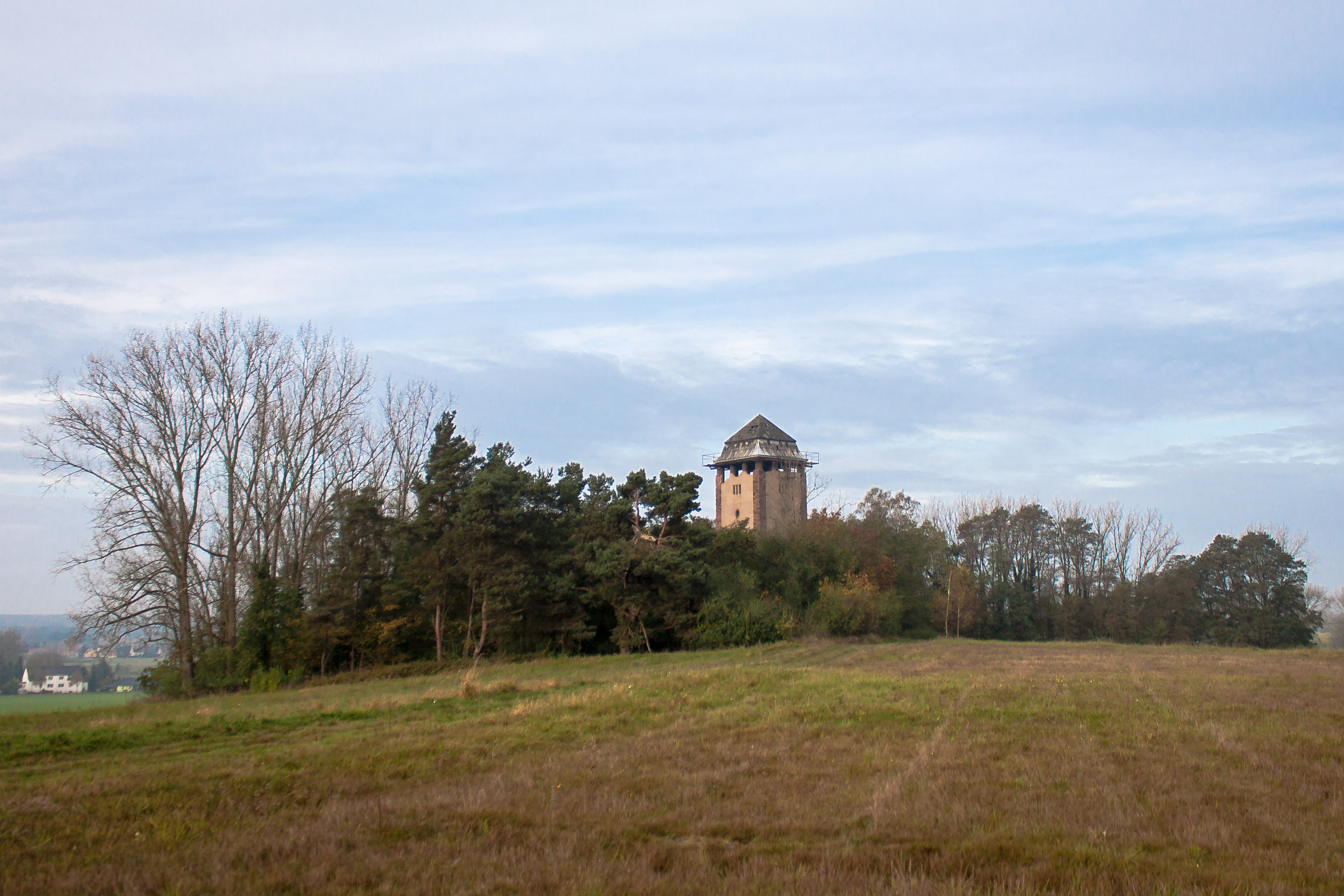 Wasserturm auf dem Trendelberg