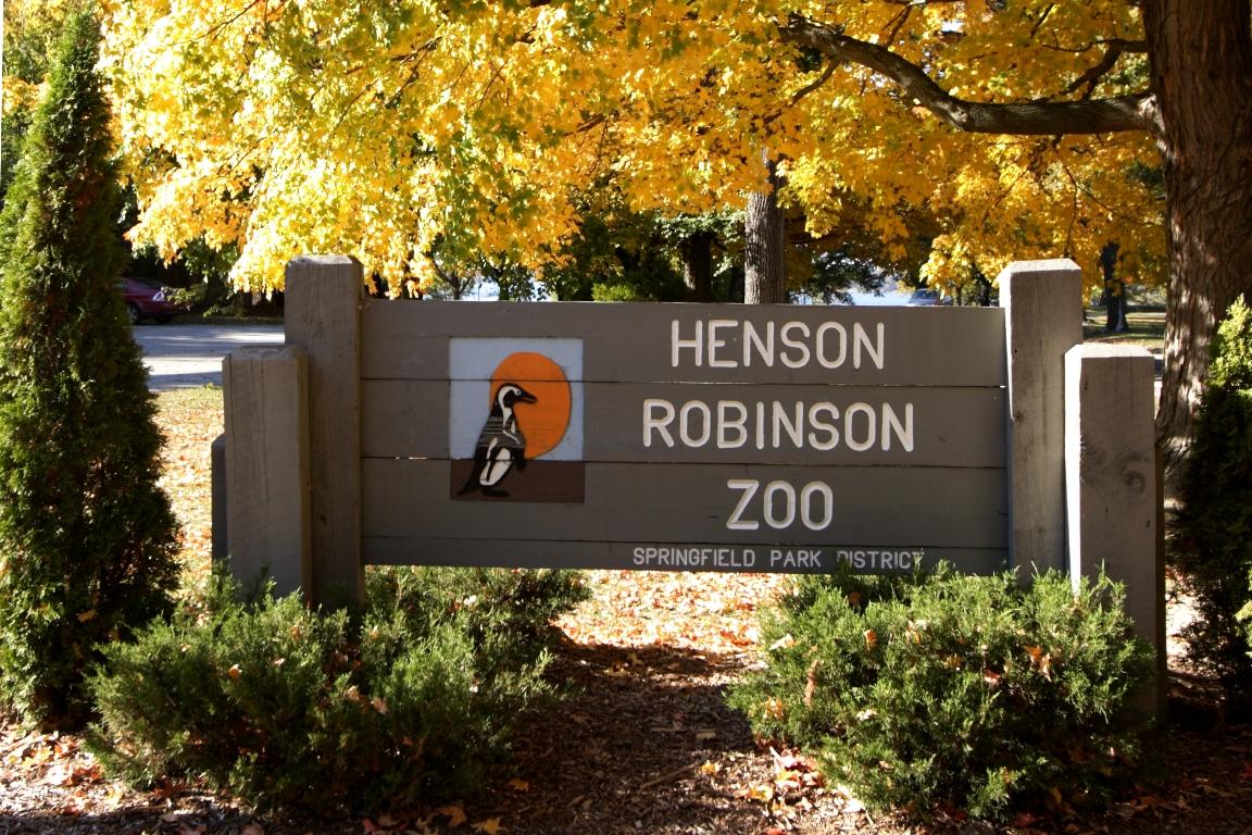 Henson Robinson Zoo Wikipedia