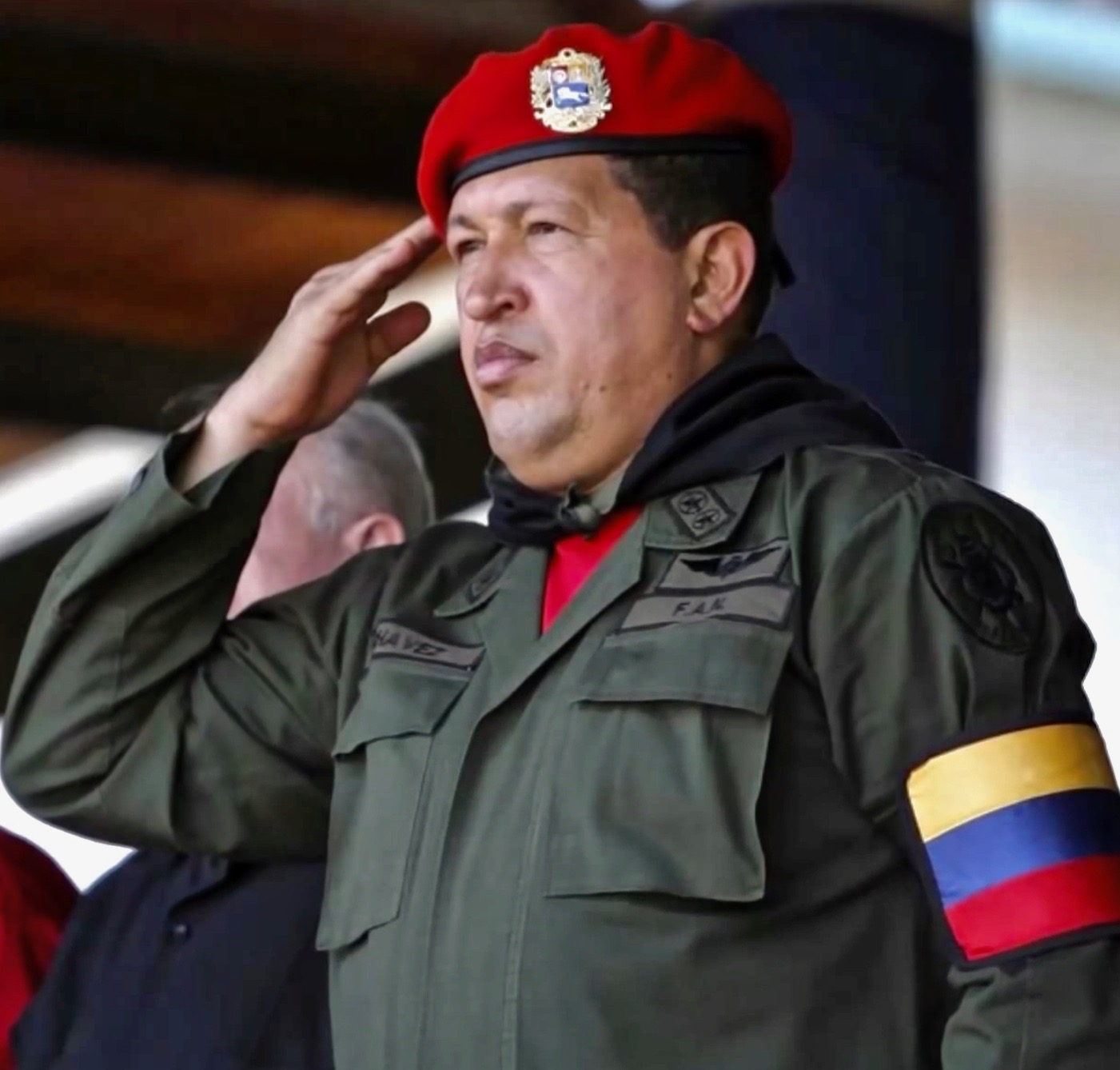The UN helped dictator Chavez