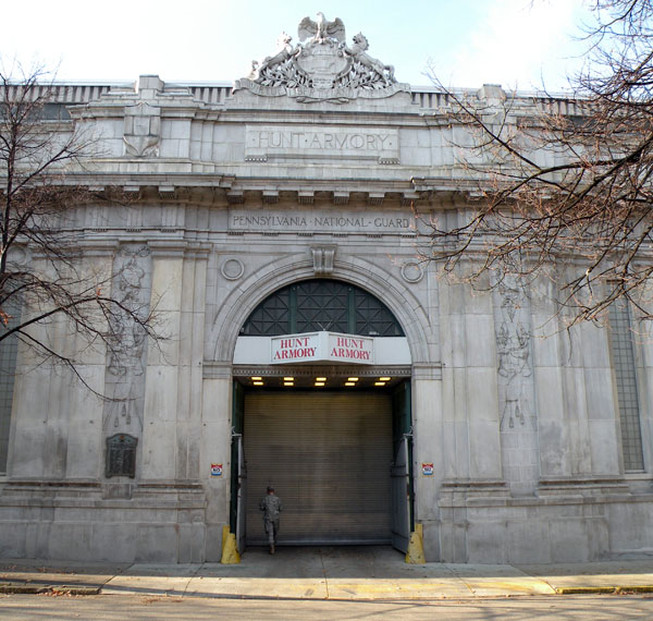 89 Best Historic Pittsburgh: Hunt Armory