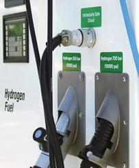 Hydrogen station storage or filling station for hydrogen