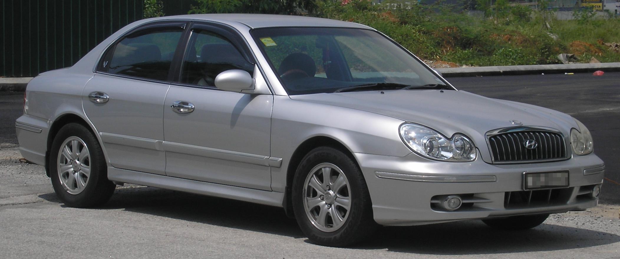 File Hyundai Sonata Third Generation Update Front