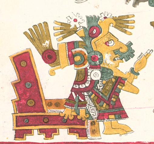 Xochiquetzal - Wikipedia