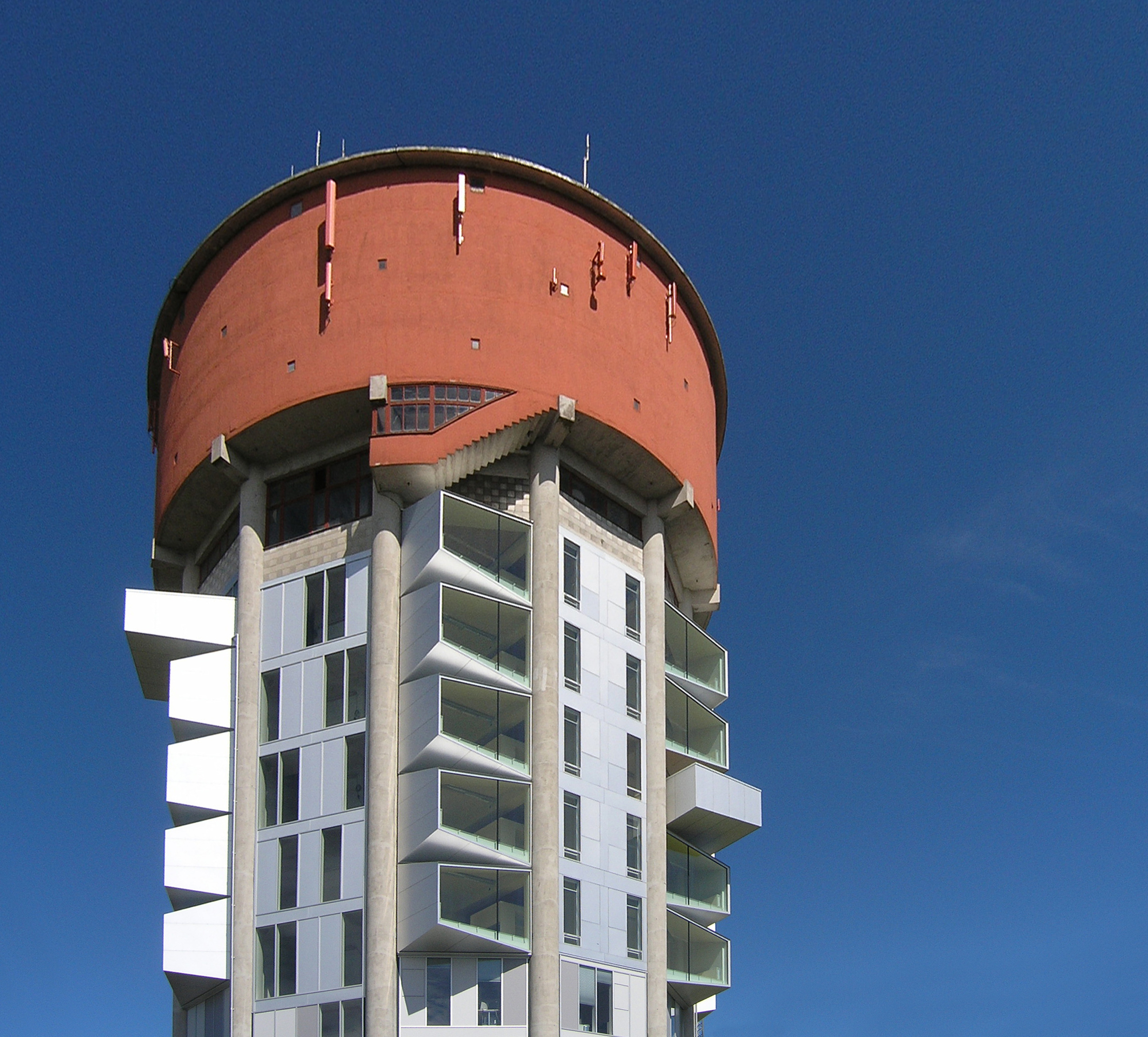 Water Tower Homes Fileja Gersborg Watertower Convertedjpg Wikimedia Commons