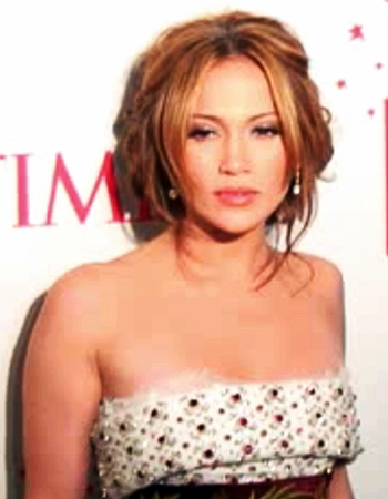 Jennifer Lopez in Time 100