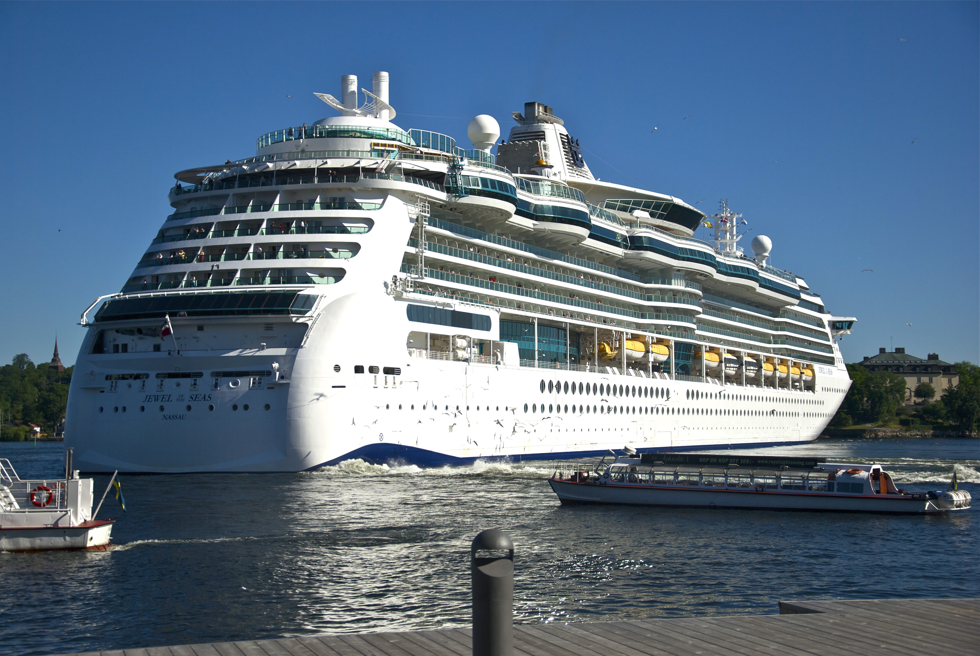 jewel of the seas photos