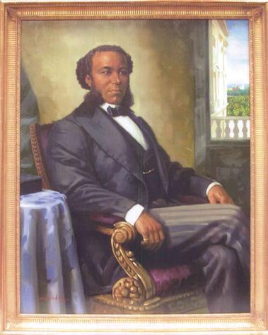 Joseph H. Rainey portrait