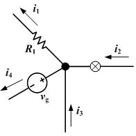 1a. Ley de circuito de Kirchhoff
