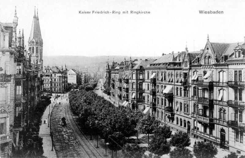 Storia Wiesbaden