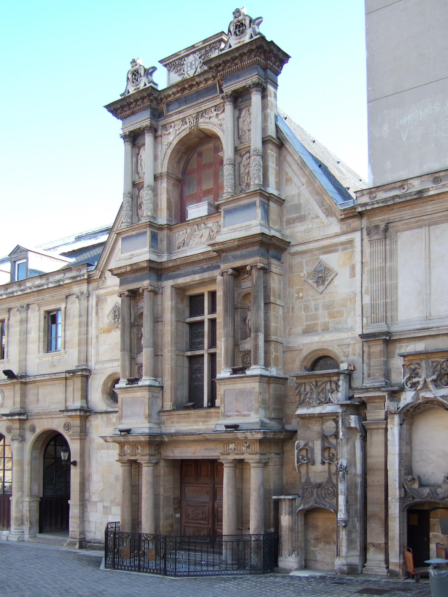 File kapelle ensba paris wikimedia commons - Ecole des beaux arts paris ...