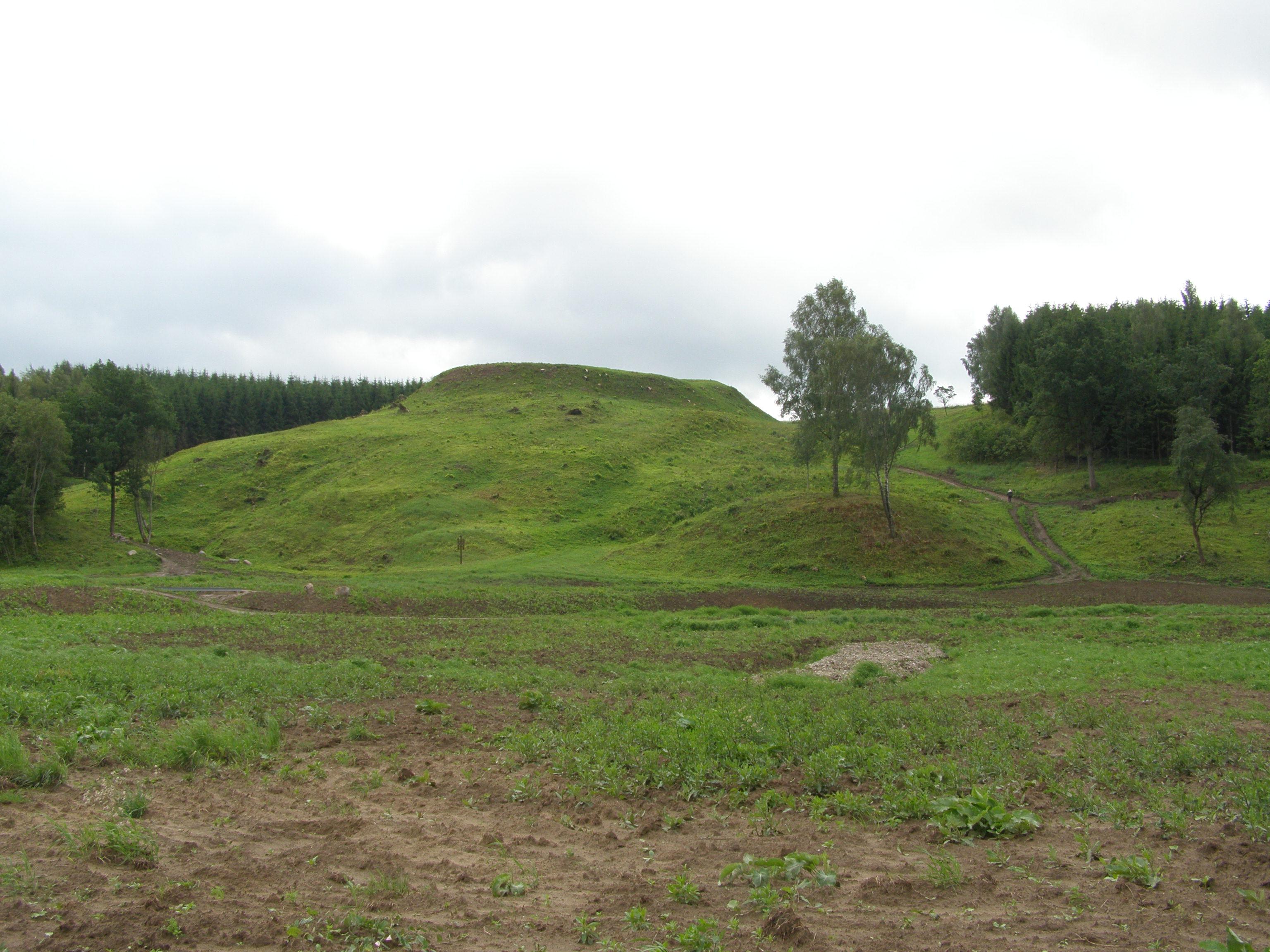 Kartenos Piliakalnis Salantu Regioninis Parkas.Kartenos Piliakalnis Vikipedija
