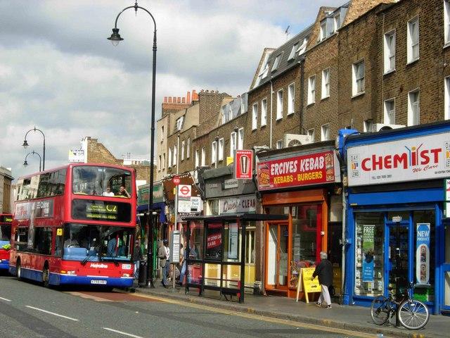 Kentish Town - geograph.org.uk - 244481
