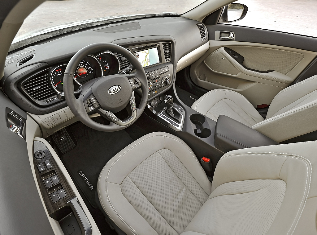 File:Kia Optima Interior