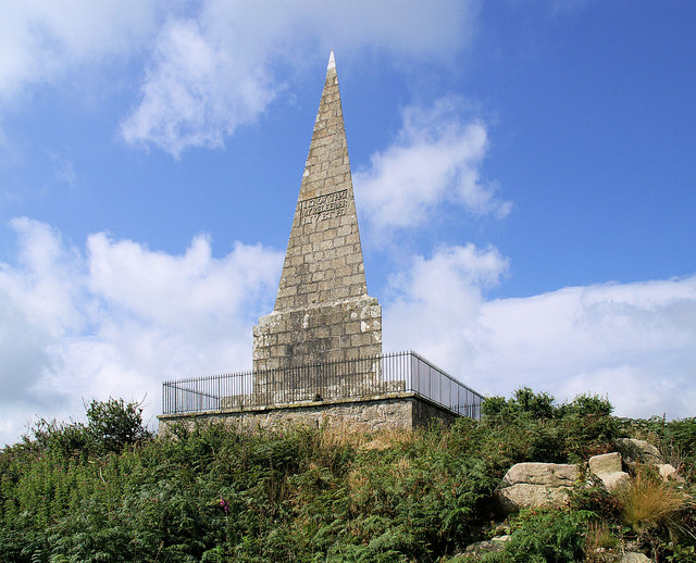 Knill's Monument - geograph.org.uk - 904171