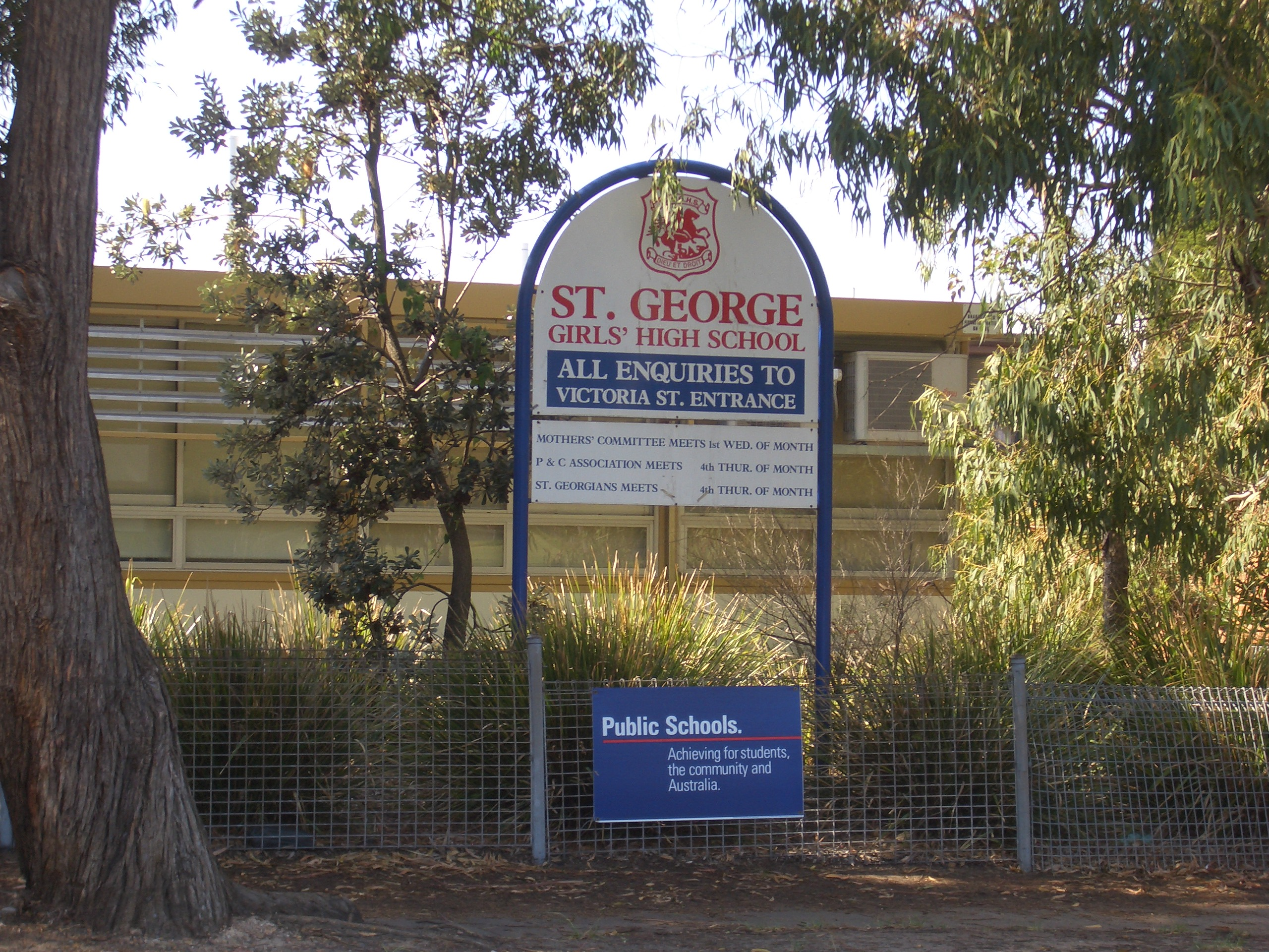 Description kogarah st george girls high school 1 jpg