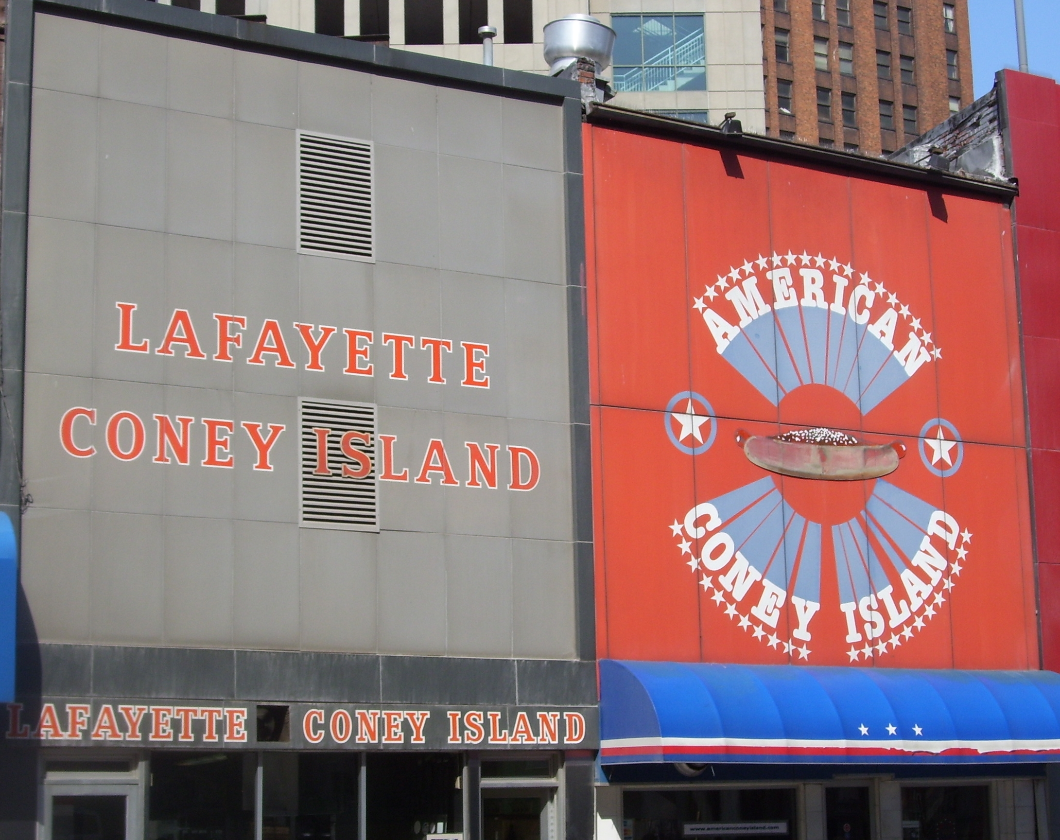 Image Result For Layfayette Coney Island