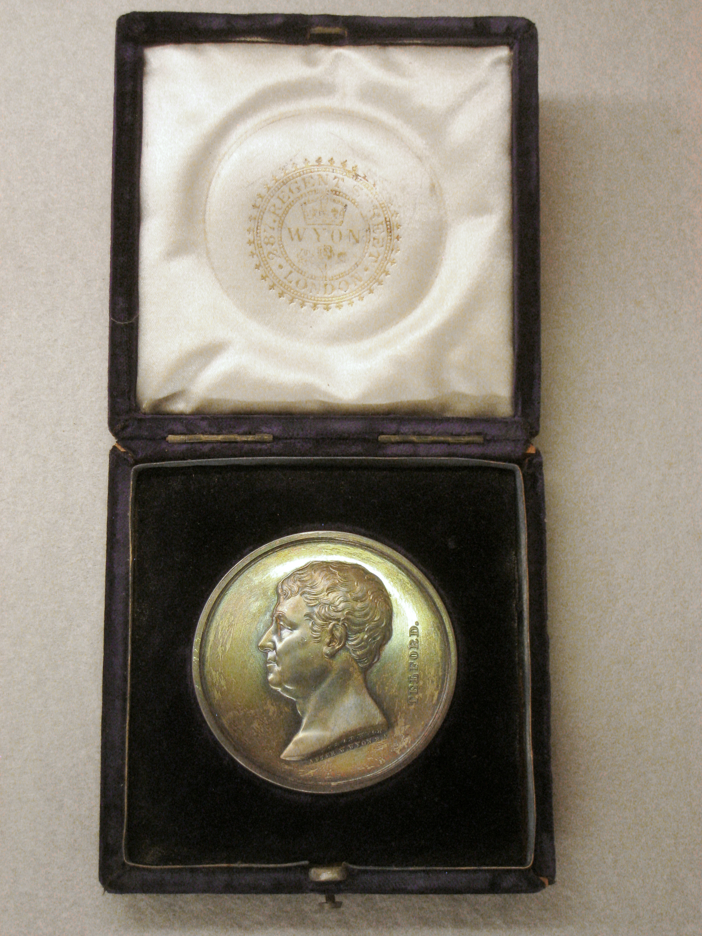 Telford Medal - Wikipedia