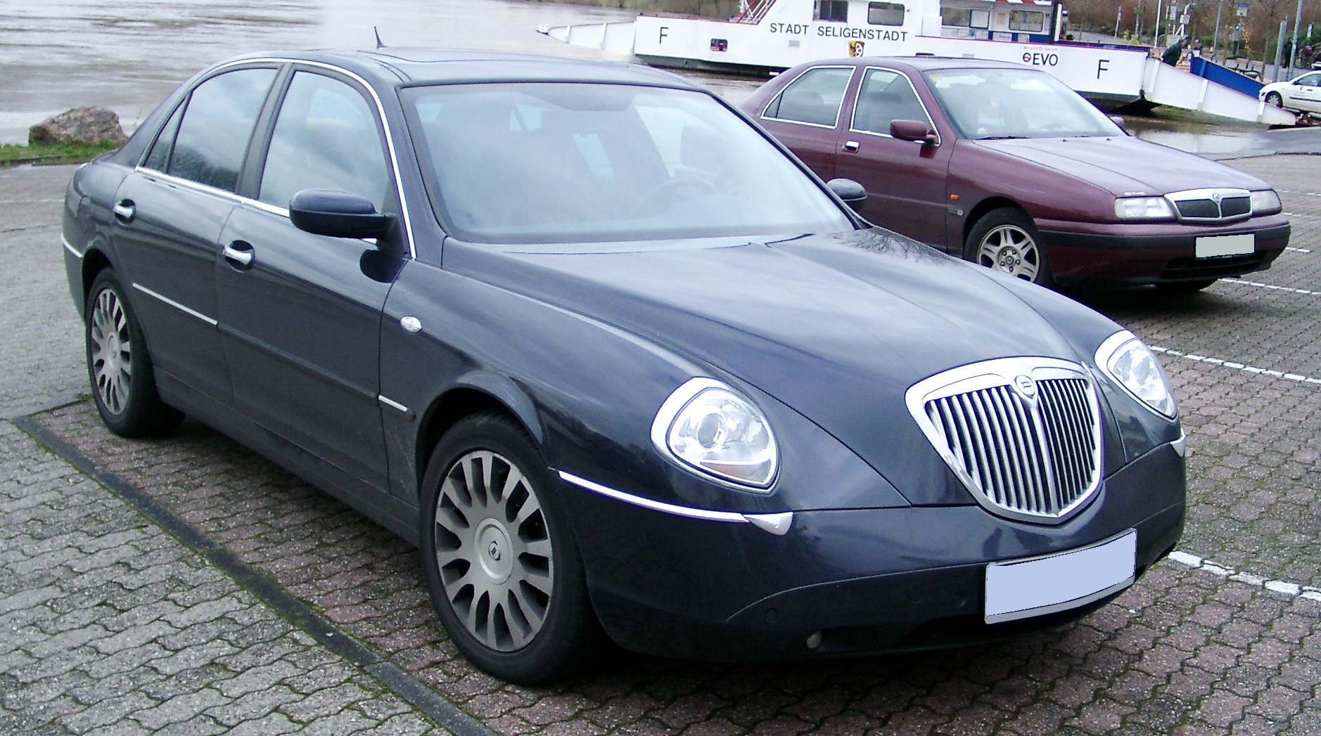 lancia thesis 2.4 jtd executive test