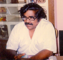 Photo of Late Mr. P.M. Rasamani