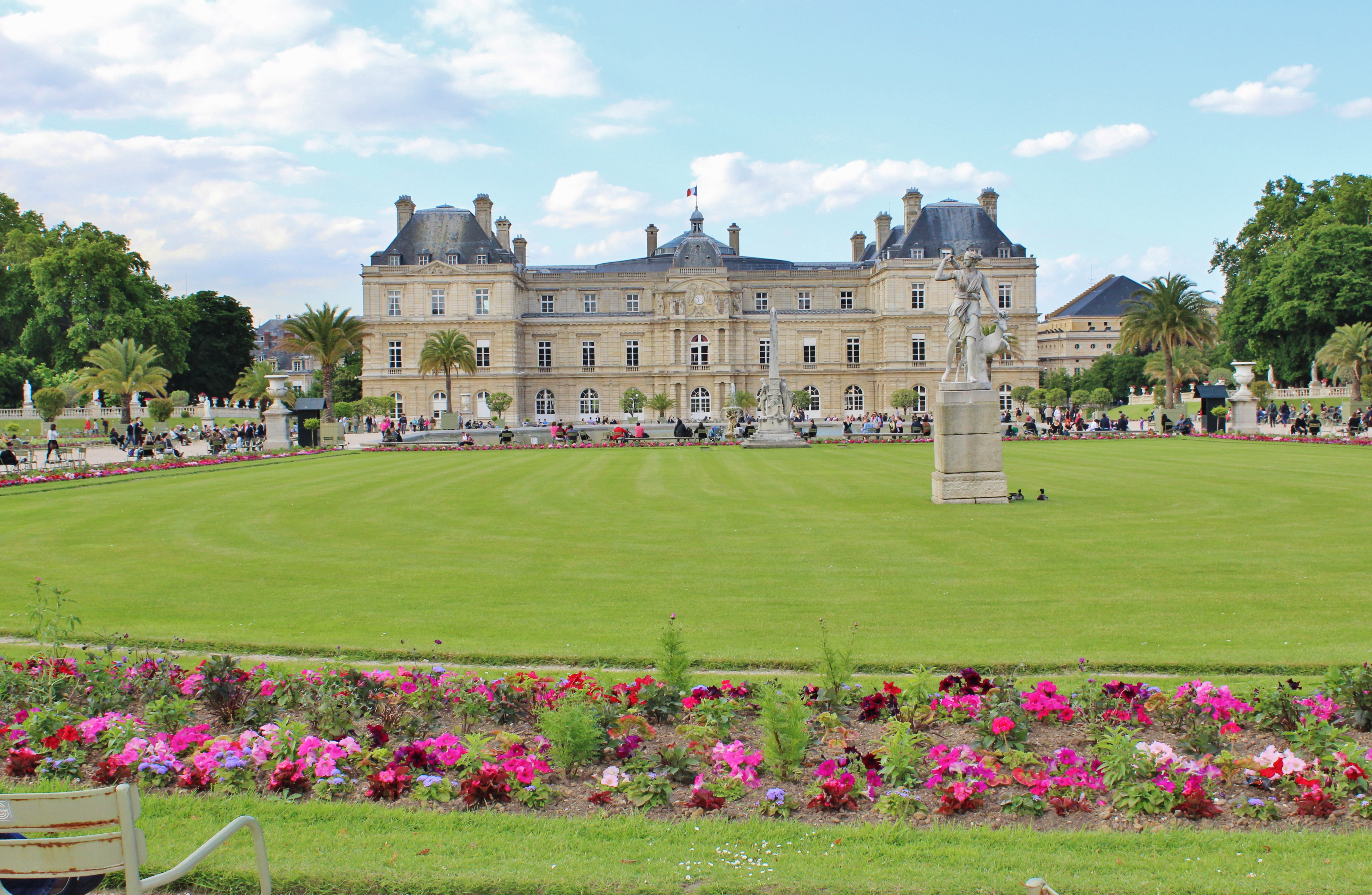File Le Jardin du Luxembourg Paris France panoramio 11