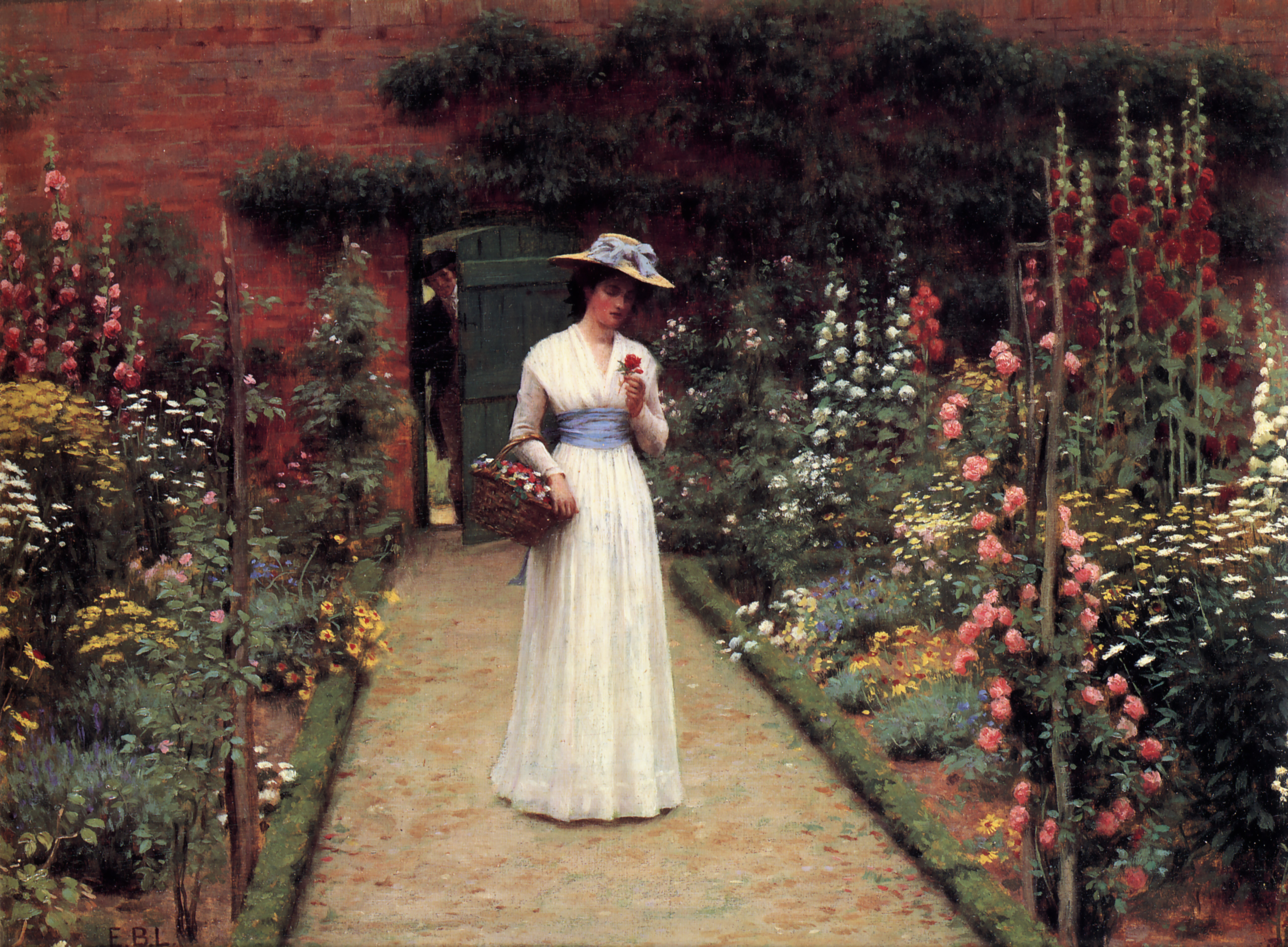 [Image: Leighton-Lady_in_a_Garden.jpg]
