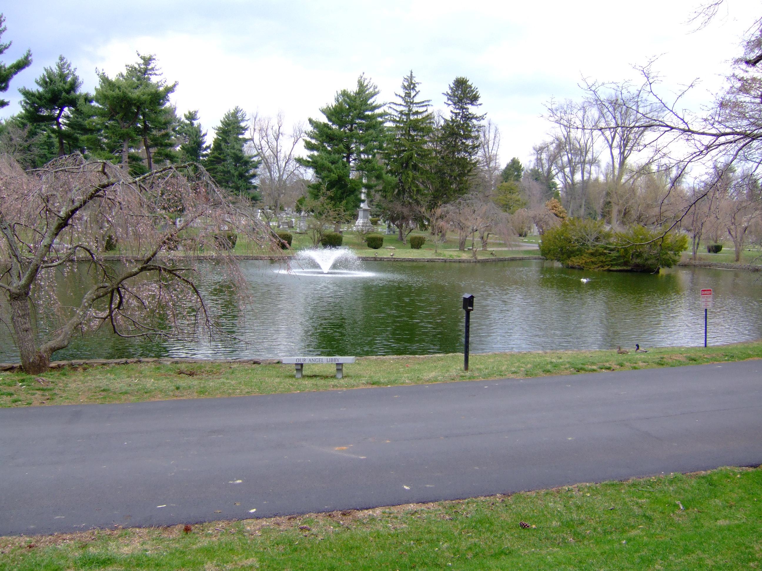 Lexington Cemetery - Wikipedia
